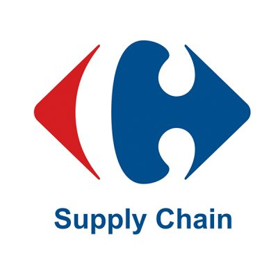 logo de Carrefour supply chain