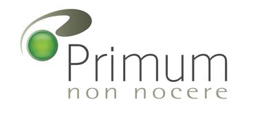 Logo PRIMUM non nocere
