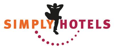 logo de simply hotel