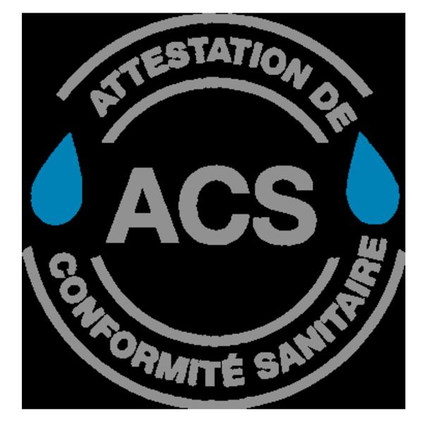 acs attestation de conformité sanitaire
