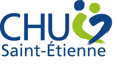 logo du CHU de Saint Etienne